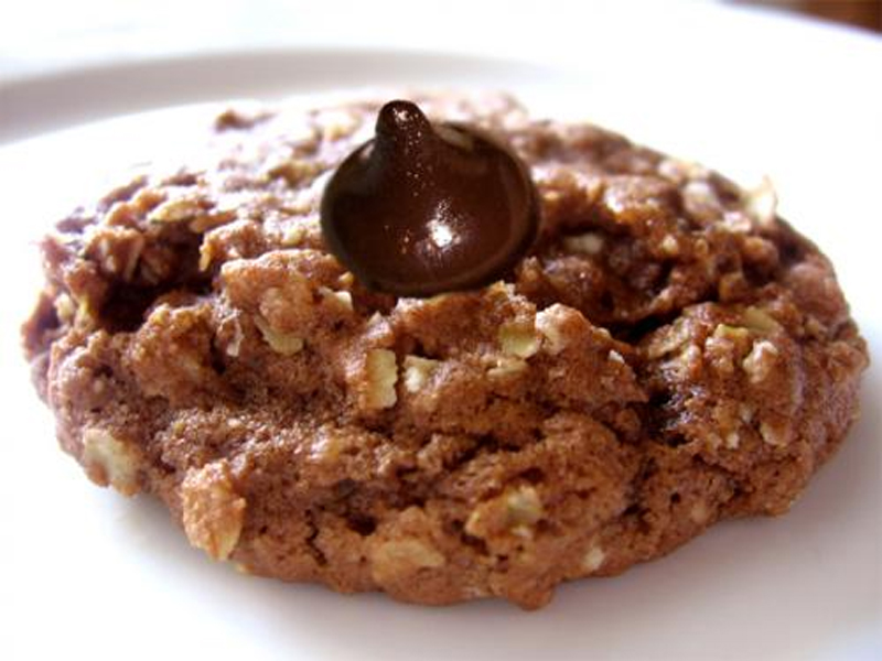 Oatmeal-Whole Wheat Cookies picture