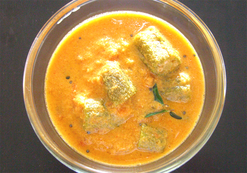 Okra Curry picture