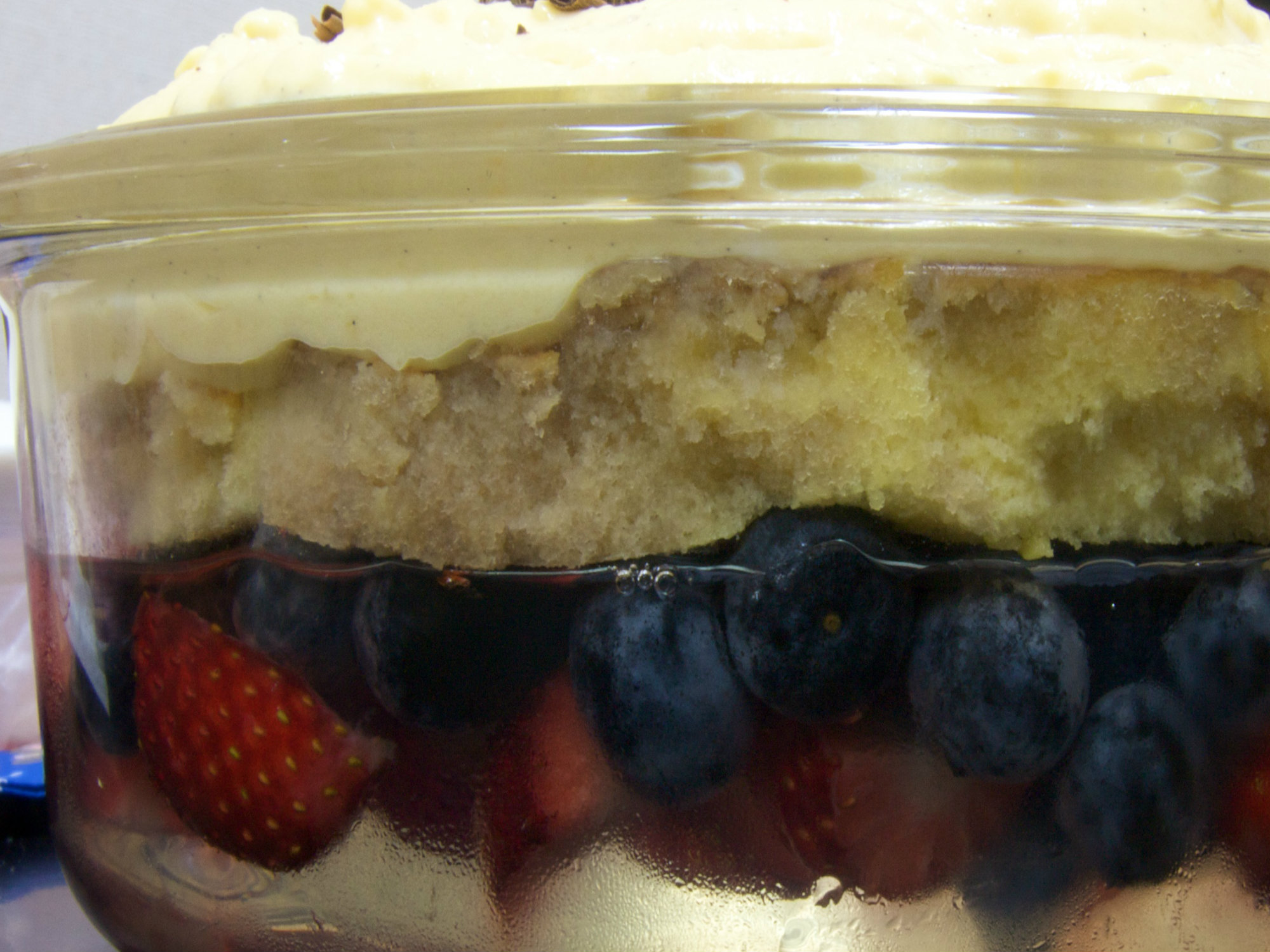 Old Fashioned Trifle picture