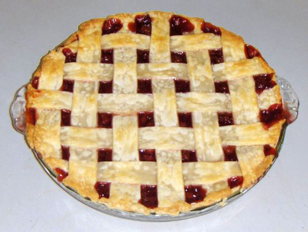 Old-fashioned Cherry Pie picture