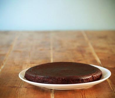 One Bowl Chocolate Cake picture