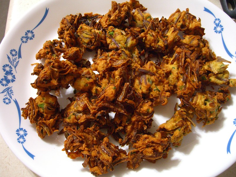 Onion Pakoda picture