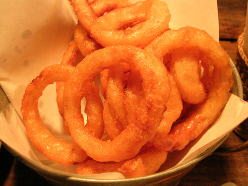 Sweet Onion Rings picture