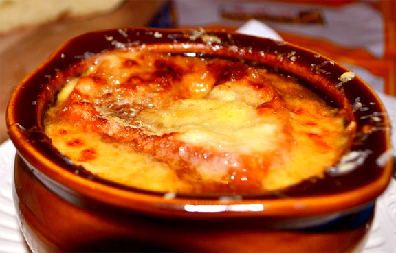 Auvergne Onion Soup picture