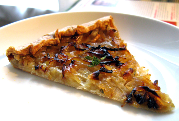 Onion Tart picture