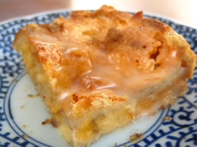 Orange Bread Pudding picture
