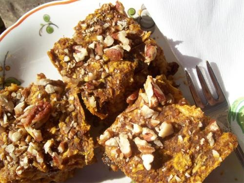 Orange Chocolate Layer Bars picture