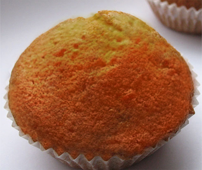 Orange Chocolate Muffins picture