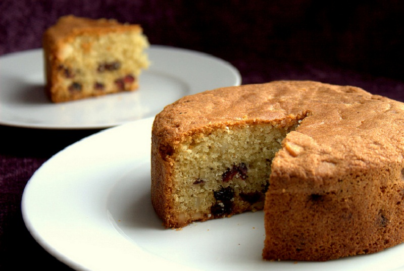 Orange Fruit Tea Bread picture