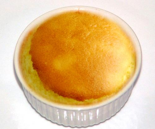 Florida Orange Souffle picture