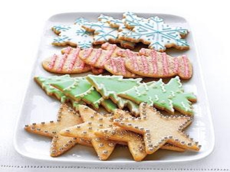 Orange Spiced Gingerbread People picture
