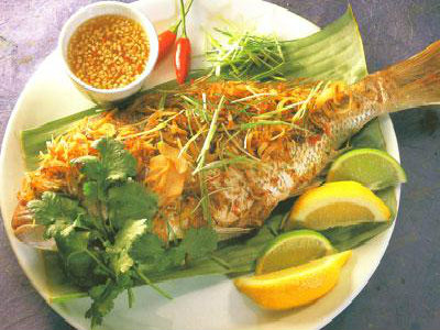 Oriental Whole Fish picture
