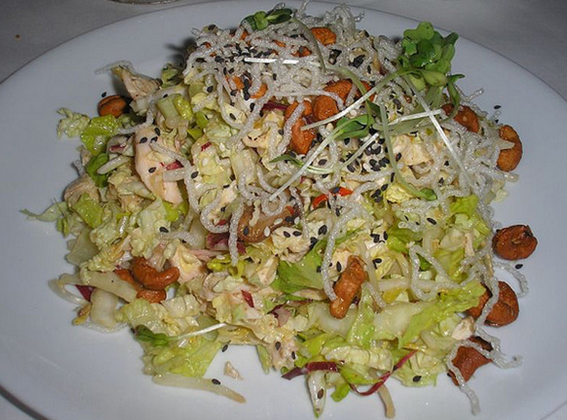 Oriental Chicken Salad picture