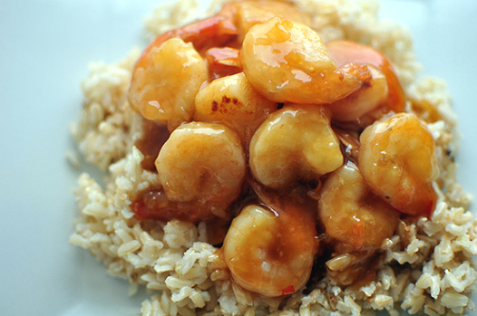Oriental Stir Fried Shrimp picture