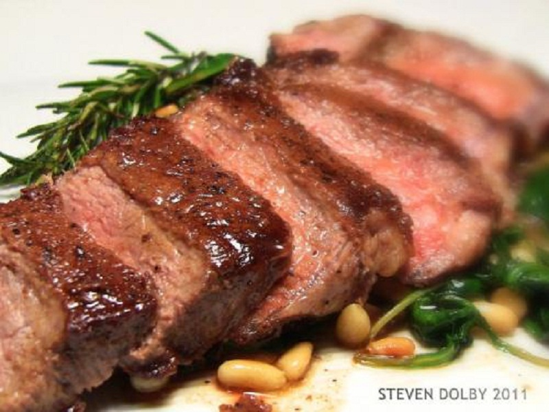 Our Secret Sirloin Steak picture