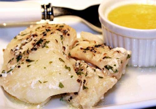 Oven-Fried Halibut picture