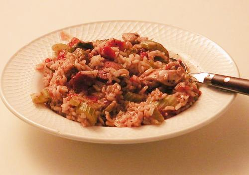 Oven Baked Jambalaya picture