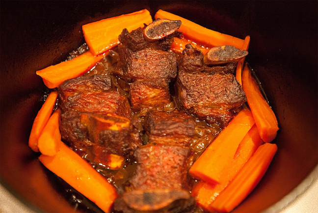 Oven Braised Short Ribs picture