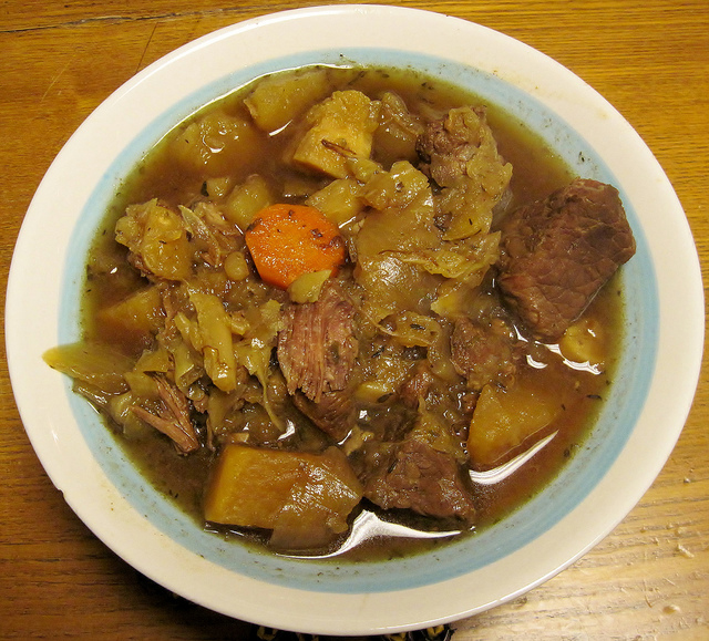 Oven Lamb Stew picture