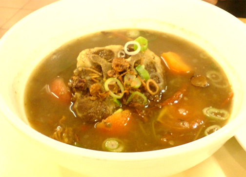 Oxtail Soup picture