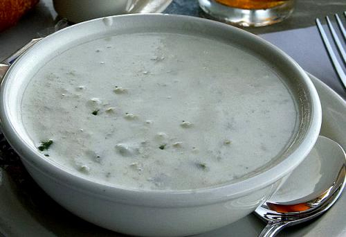 Oyster Chowder picture