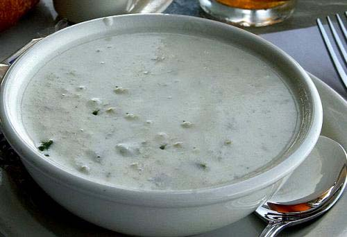 Oyster Or Clam Chowder picture