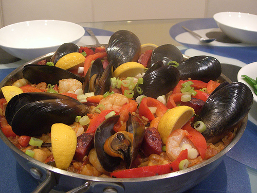 Goan Paella picture