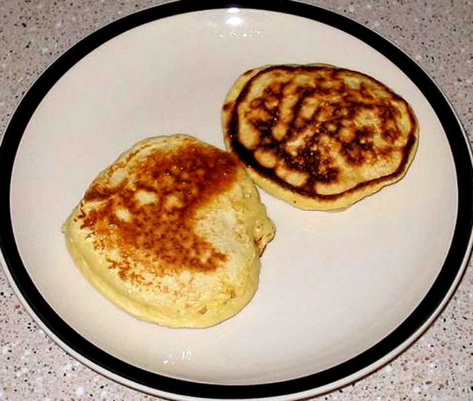 Blender Pancakes picture