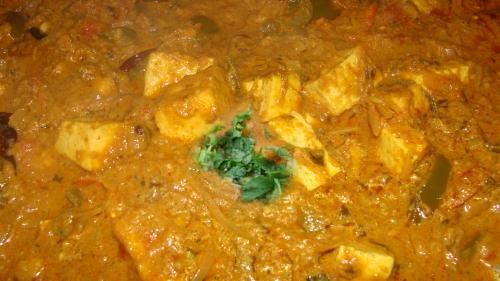 Paneer Curry picture