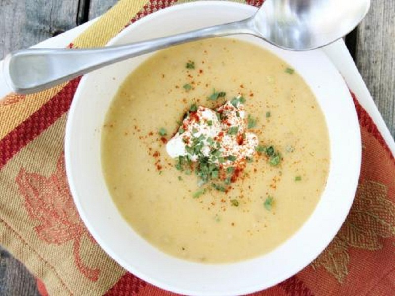 Parsley Soup picture