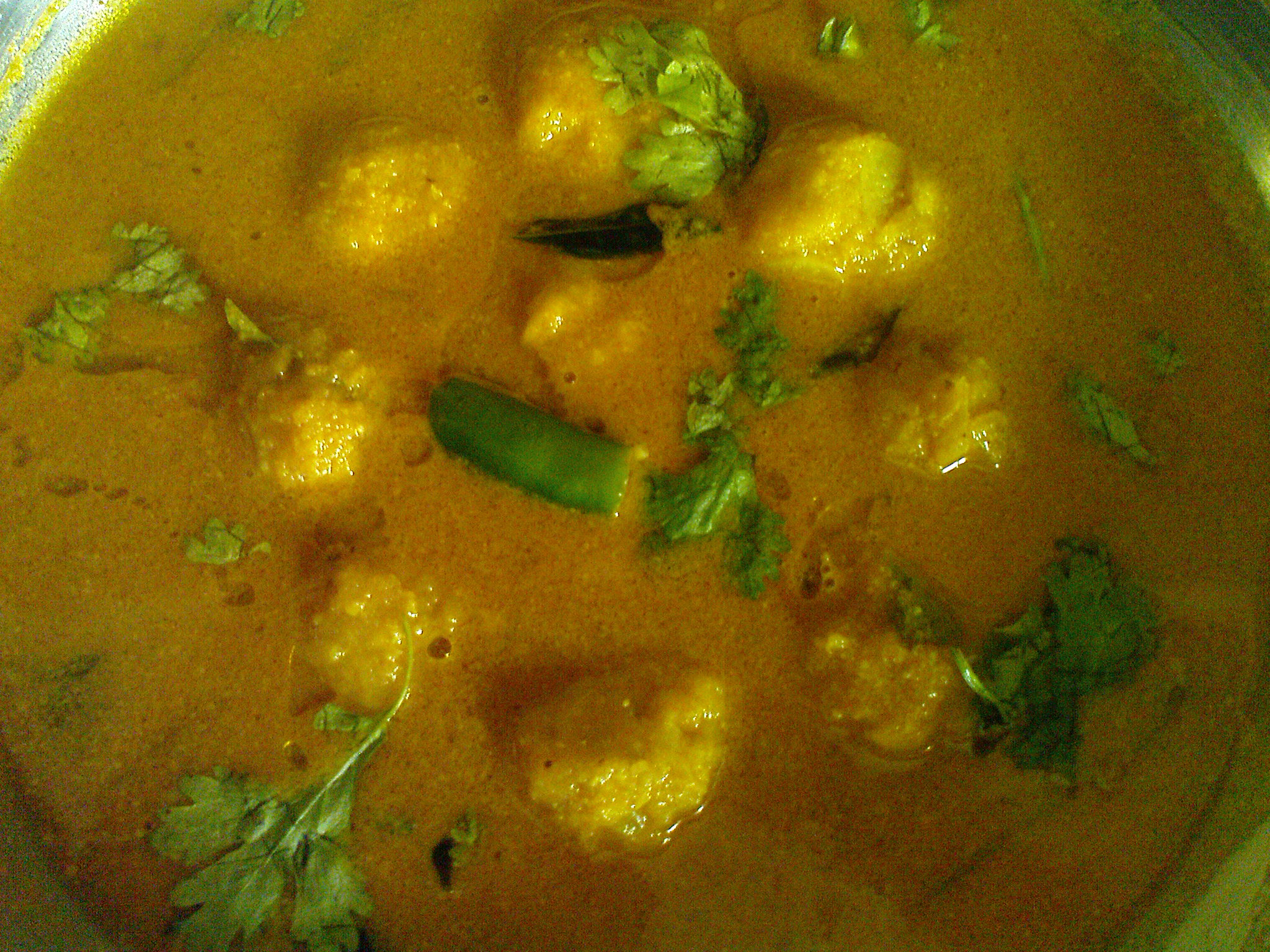 Toor Dal Curry Balls picture