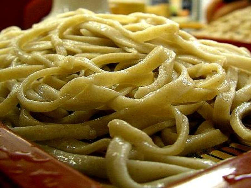 Pasta in Olive Oil picture