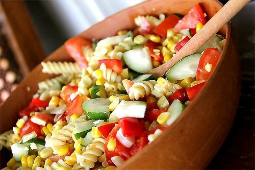 Pasta With Summer Vegetables picture