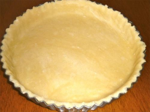 Sweet Pastry Dough picture