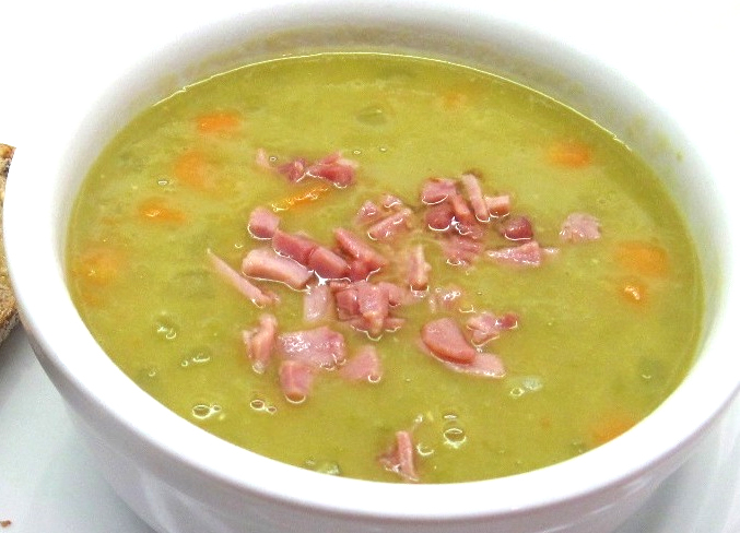 Pea Soup With Ham picture