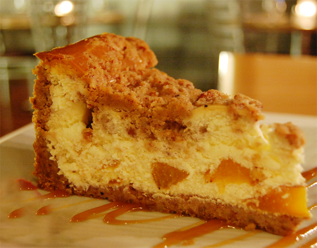 Peach Cake picture