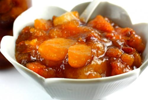 Cinnamon Peach Preserves picture