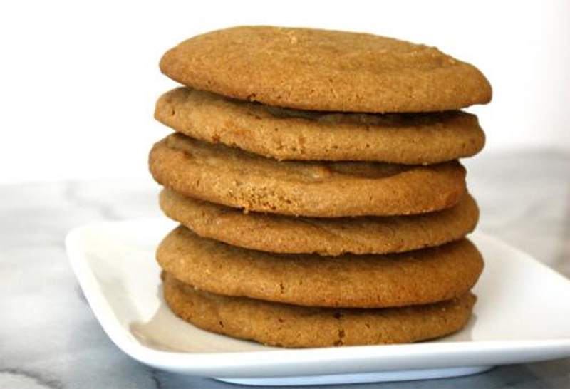 Easy Peanut Butter Cookies picture