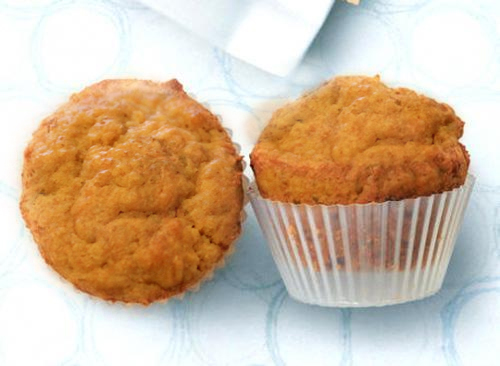 Peanut Butter Surprise Muffins picture