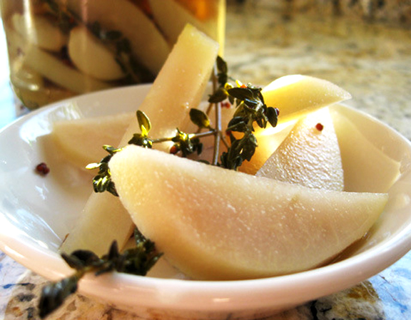 Pear Pickles picture