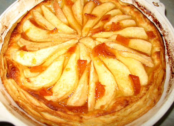 Pear Tart picture