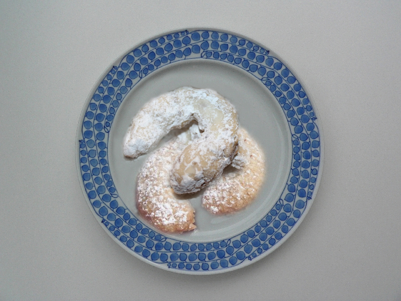 Pecan Crescents picture