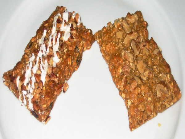 Butterscotch Pecan Bars picture