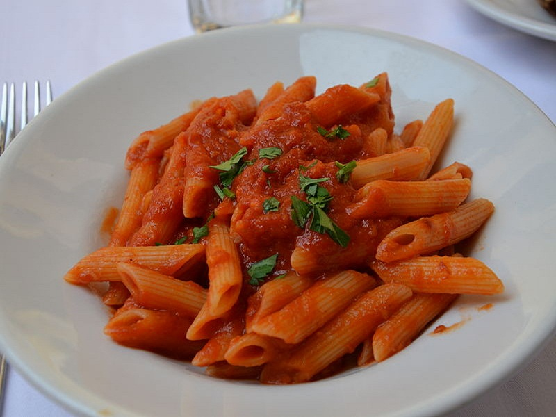 Penne all'Arrabbiata picture