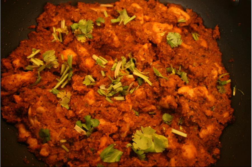 Chicken Pepper Fry picture
