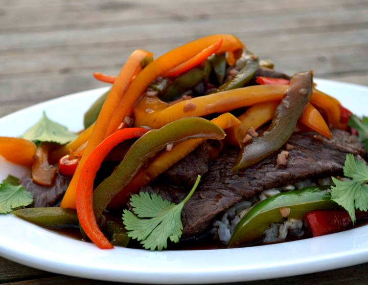Peppers And Steak picture