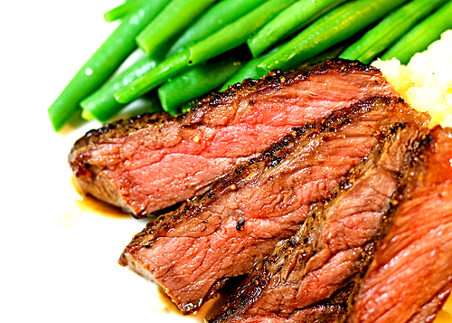 Peppered Steak picture