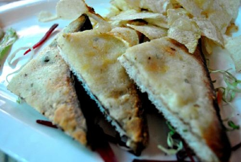Peppered Toast Triangles picture