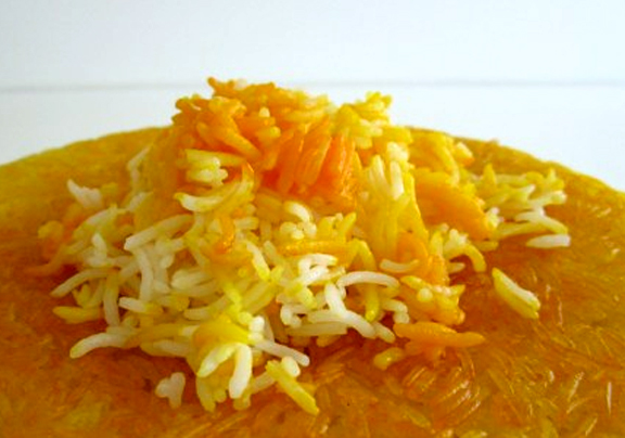 Persian Rice picture