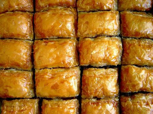 Persian Baklava picture
